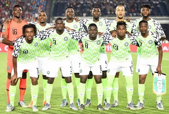 FIFA Ranking: Nigeria Drop by One Spot, now 34th