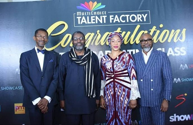 MultiChoice Talent Factory Academy Graduates inaugural Class