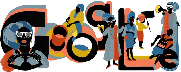 Google celebrates Funmilayo Ransome-Kuti's 119th Birthday with a Doodle