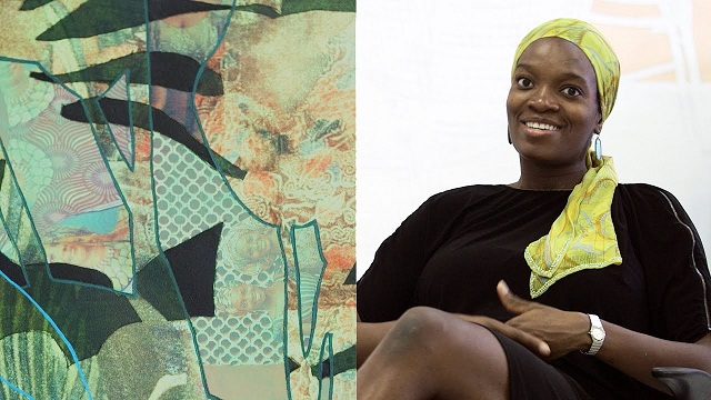 Njideka Akunyili-Crosby makes 2019 TIME's '100 Next' list