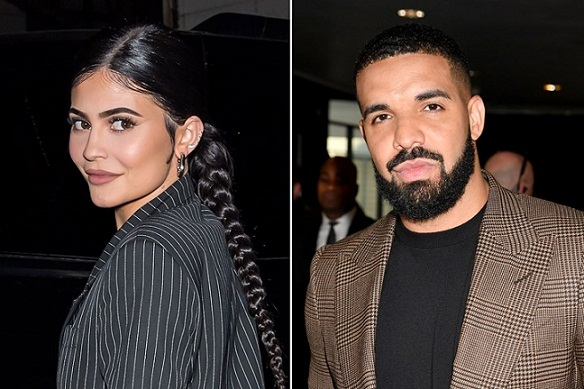 Rumour has it that Kylie Jenner and Drake are Romantic Relationship After Her Split