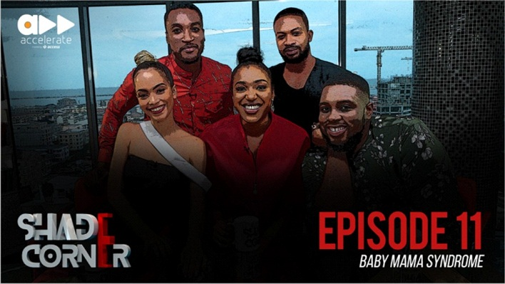 THE SHADY BUNCH DISCUSS THE BABY MAMA SYNDROME ON EPISODE 11 OF SHADE CORNER 3