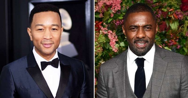 John Legend Says He's 'Perplexed' While Comparing Himself to Idris Elba After Sexiest Man Alive Title