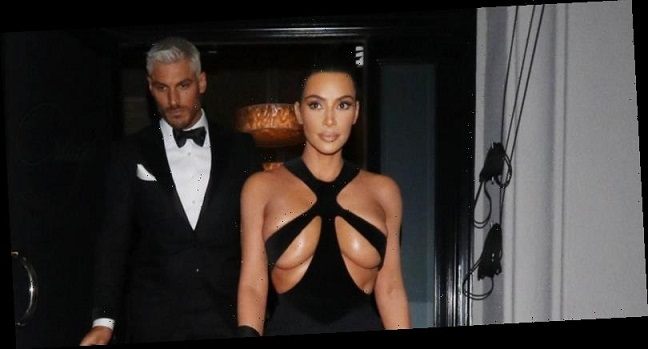 Kim Kardashian Wants to Stop Dressing Sexy