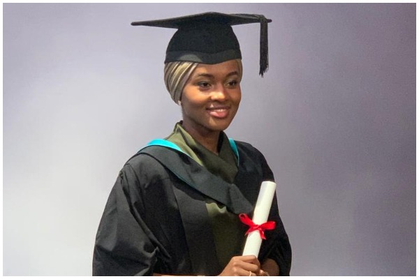 Buhari's Daughter, Aisha Jr Graduates with First Class