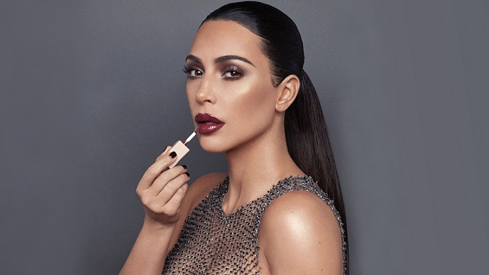 Kim Kardashian Is Launching the Glitz & Glam Collection  for the Holidays