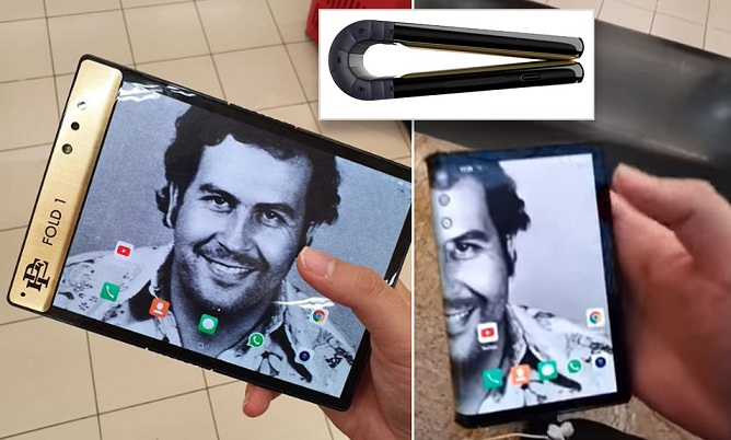 Pablo Escobar's Brother Unveils an 'Unbreakable' Foldable ...