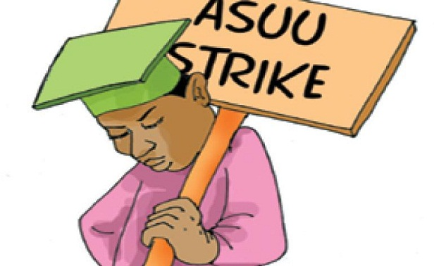 Strike: ASUU said it Grouse against FG is beyond IPPIS..