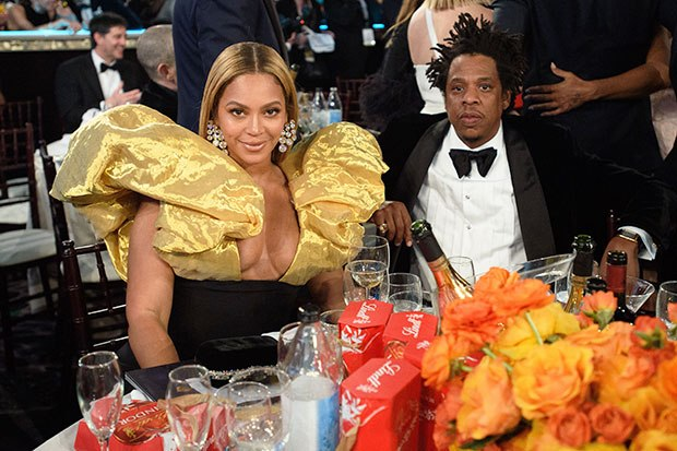 Beyonce Did not Walk the  Golden Globe Red Carpet