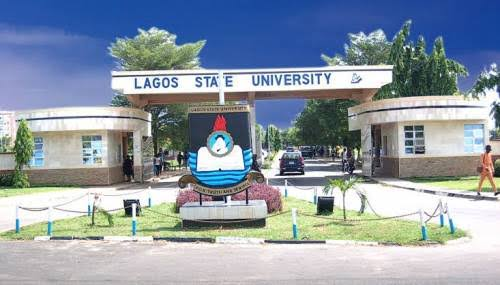 Some  LASU Students were Stampede when Scramble for Exam Venue