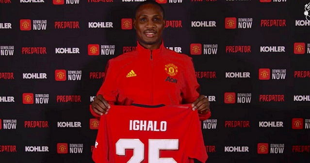 Odion Ighalo in Manchester United Squad to Face Chelsea