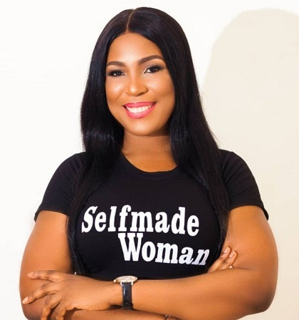 Linda Ikeji partners ECOBANK to empower young ladies with her 'Selfmade Woman Conference' in April .