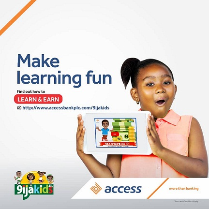 Learn, play, and earn: Access Bank's COVID-19 message to children