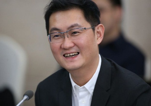 Billionaires: Tencent's Pony Ma Dethrones Jack Ma as China's Richest