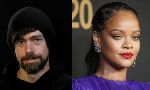 Rihanna and Twitter CEO Jack Dorsey Team Up for $15M Donation to Mental Health Services