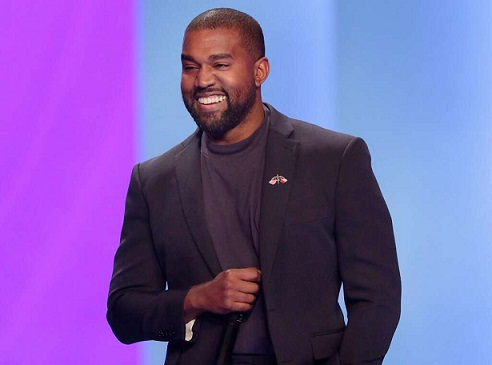 Kanye West to launch 'Yeezy' Cosmetics Line