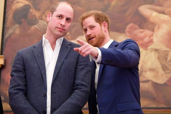 Prince William and Prince Harry agree to split money from their mother's memorial fund
