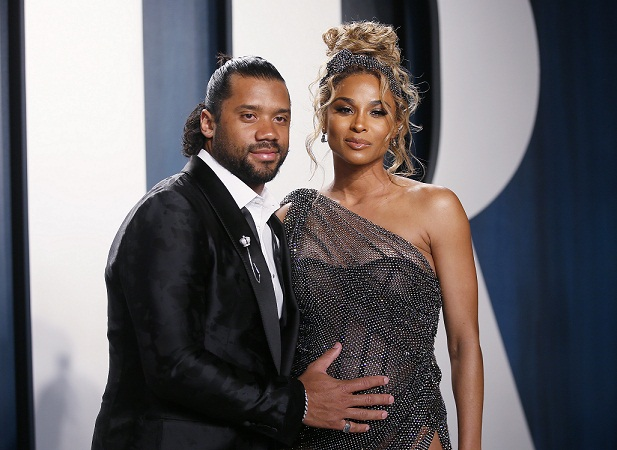 Russell Wilson, Ciara Welcome Third Child