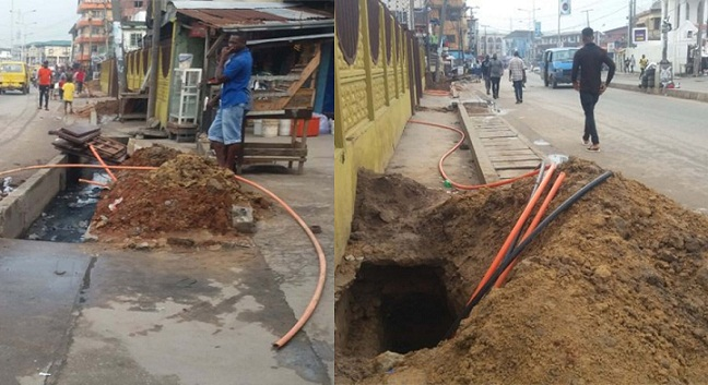 Lagos State Commissioned The Laying of Unified Fiber Optics Cable for Internet Penetration