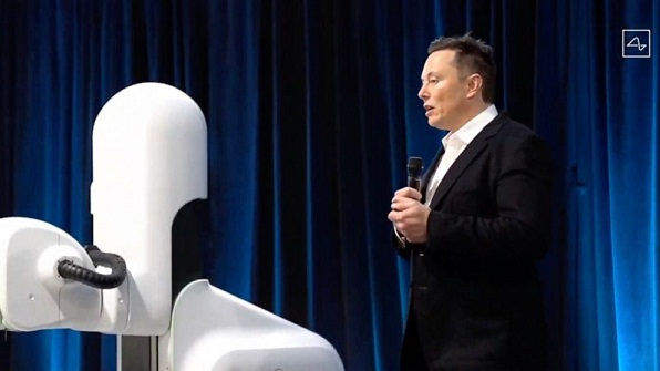 Elon Musk Unveils Brain Chip Implant: 'It's like a Fitbit in your Skull'