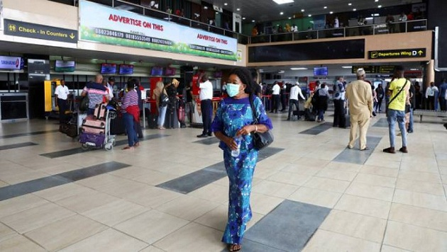 80 passengers Tested Positive Seven Days after Arrival – PTF