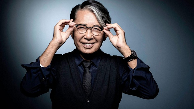 Fashion designer Kenzo Takada dies after catching Covid-19 aged 81