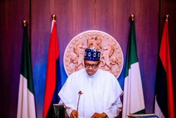 Turn Back Unaccounted Goods —Buhari