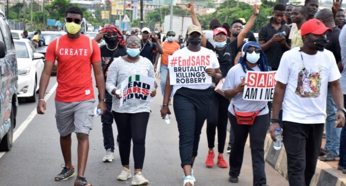 EndSARS: Nigerians Express Fears as TwitterDown for Hours