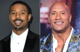 Dwayne Johnson refuses to 'concede' Sexiest Man Alive title to Michael B. Jordan