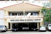 Mixed Reactions as Ondo Assembly impeaches Deputy Speaker