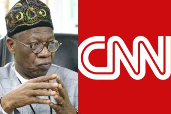 FG wants CNN, DJ Switch Sanctioned for Alleged Fake news