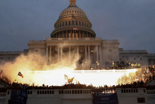 US Capitol riot: Police Officer Dies Amid Pressure on Trump over inciting Violence
