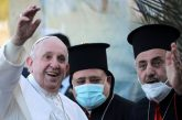 Pope Francis on Iraq visit calls for end to Violence and Extremism
