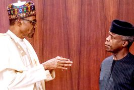 Buhari, Osinbajo to Receive COVID-19 Vaccines Saturday