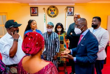 Lagos State Inaugurates 9-member Committee to Boost Entertainment & Tourism