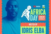 Actor, Director, Musician & Philanthropist Idris Elba to Host Africa Day Concert 2021