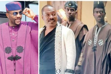 Nigerian fashion designer, Ugo Monye accuses Coming 2 America producers of intellectual theft