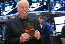 Nike's founder & family gain $6.5 billion in a day, hold more than $11 billion in cash