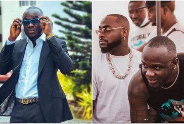 Obama why! Davido Mourns his Road Manager