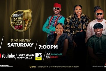 Trophy Extra Special Band Season 2 begins with an Entertaining Round of Auditions