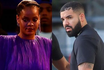Rihanna Covers Up Her and Drake's Matching Shark Tattoo 5 Years After Romance