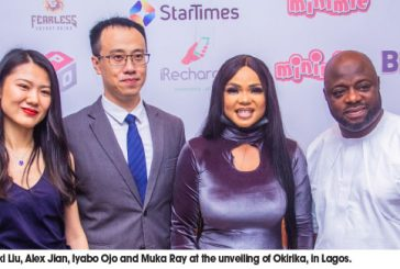 StarTimes rallies Nollywood stars for new comedy series, Okirika