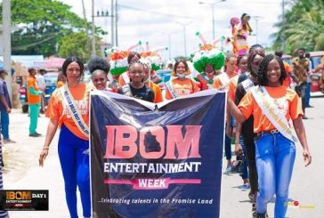 FIRST EVER IBOM ENTERTAINMENT WEEK BEGINS IN STYLE