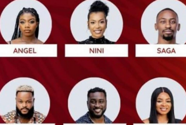 BBNaija S6: Whitemoney, Pere, Four others up for Final possible Eviction